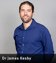 Dr James Kesby