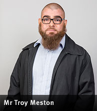 Mr Troy Meston